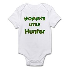 Mommy's little Hunter Infant Bodysuit