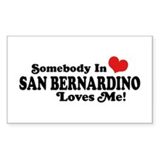 San Bernardino Decal