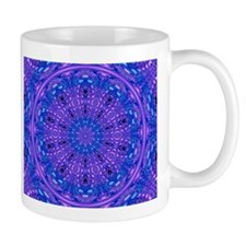 Ripple Effect (Purple) Mugs