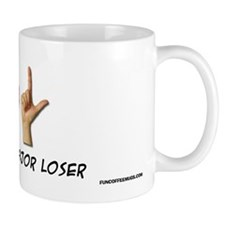 Whatever Major Loser Coffee Mug Mugs