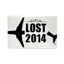 LOST 2014 Official Logo #1 Magnets