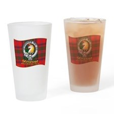 Stewart of Appin Clan Drinking Glass
