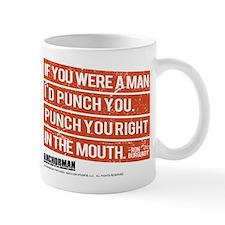 Punch You Small Mug