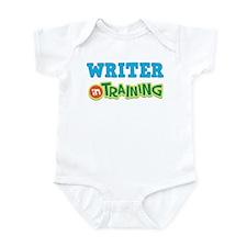 Writer in Training Onesie
