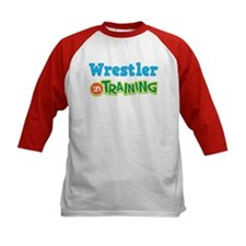 Wrestler in Training Tee