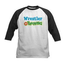 Wrestler in Training Tee