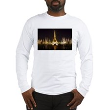 A Night In Paris Long Sleeve T-Shirt