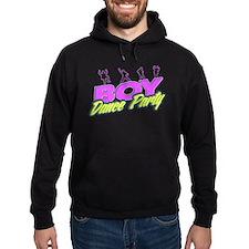 Boy Dance Party Hoodie