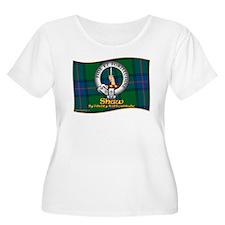 Shaw Clan Plus Size T-Shirt