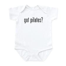 got pilates? Onesie