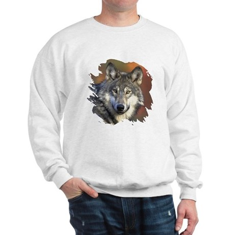 Gray Wolf Sweatshirt