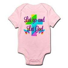 PRAISE GOD Infant Bodysuit