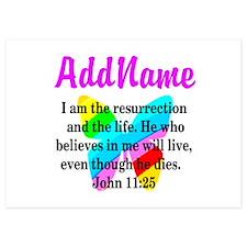 JOHN 11:25 Invitations