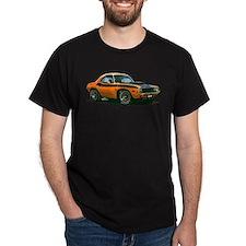 BabyAmericanMuscleCar_70CHLGR_Orange T-Shirt