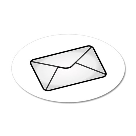 Envelope Wall Decal