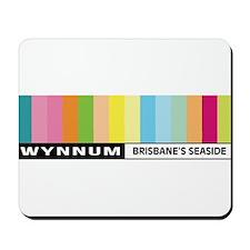 Wynnum Sticker Mousepad