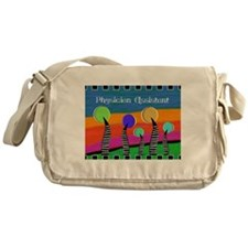 Physician Assistant 1 Messenger Bag