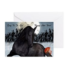 Chinese New Year, Horse Greeting Cards (Pk of 10)