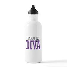 Parkour DIVA Water Bottle