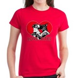 Great Dane Love Bites Tee