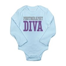 Photography DIVA Long Sleeve Infant Bodysuit