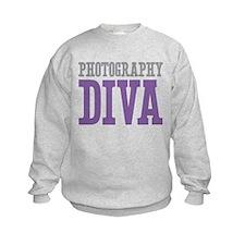 Photography DIVA Sweatshirt