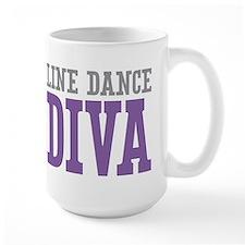 Line Dance DIVA Mug