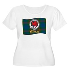 Wilson Clan Plus Size T-Shirt