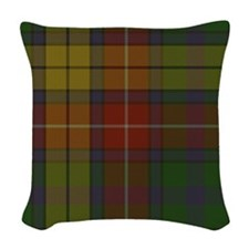 Buchanan Tartan Woven Throw Pillow