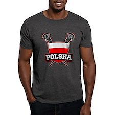 Polska Polish Lacrosse T-Shirt