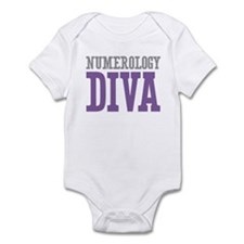 Numerology DIVA Infant Bodysuit