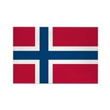 Norwegian Flag Magnets