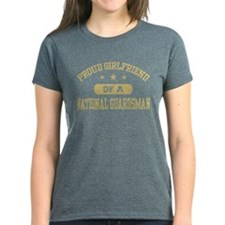 Proud Girlfriend of a National Guardsman Tee