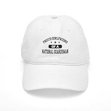 Proud Girlfriend of a National Guardsman Baseball Cap