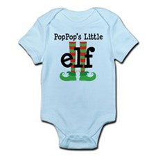 Poppop's Little Elf Infant Bodysuit