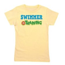 Swimmer in Training Girl's Tee