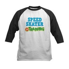 Speed Skater in Training Tee