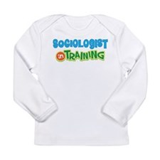 Sociologist in Training Long Sleeve Infant T-Shirt