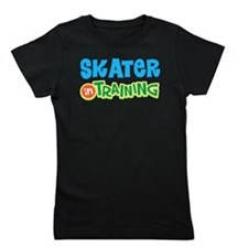Skater in Training Girl's Tee
