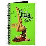 Vintage Pinup Radio Girl Journal