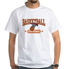 Basketball Grandma Shirt