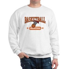 Basketball Grandma Sweatshirt
