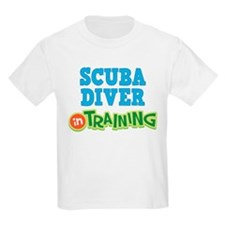 Scuba Diver in Training T-Shirt