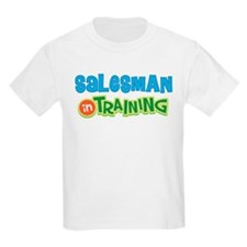 Salesman in Training T-Shirt