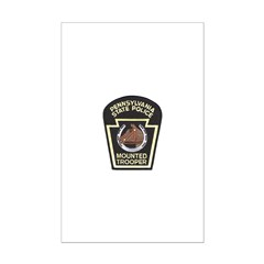 PA Mounted State Police Posters