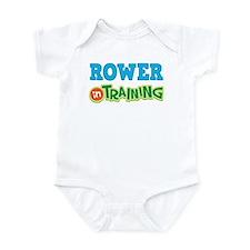 Rower in Training Infant Bodysuit