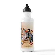 Alice  the Dodo_10x14 Water Bottle