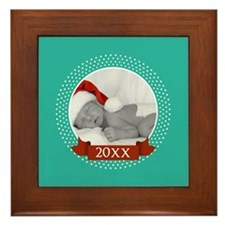 Photo Frame with Ye... Framed Tile