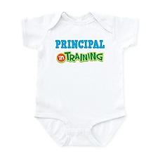 Principal in Training Onesie