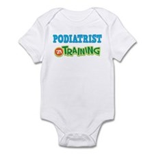 Podiatrist in Training Infant Bodysuit